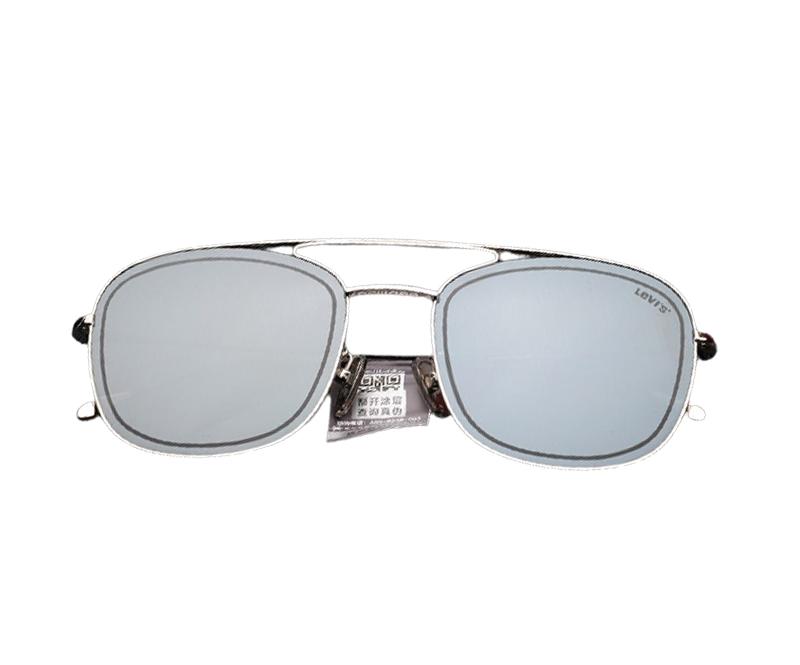 时尚的李维斯眼镜